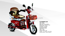 Tailing/tailg hot sell luxury leisure tricycle passenger taxi motorcycle with drum brake