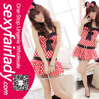 wholesale charming dots mouse costume