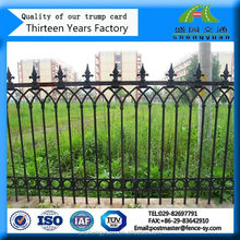 Spear Top Metal Fence (TUV Certified Factory)