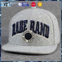 Hot selling special design custom snapback hats no logo for 2015