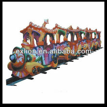 family games outdoor playground track train