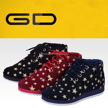 girls lace up casual shoes 2014 wholesale children casual sneakers