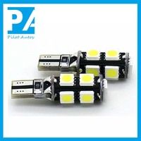 T10 5w5 13SMD canbus car led auto bulb