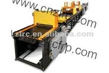Fiberglass Reinforced Plastics production line
