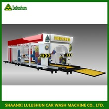 wholesale china merchandise Tunnel Wash System Automatic car washing machine-high pressure washer