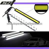 New Arrival 100% Waterproof COB DRL high quality daytime running light