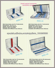 Dental Cassette for Sterilization / Dental Instruments Trays