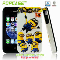 despicable me 3d minions covers for iphone 4