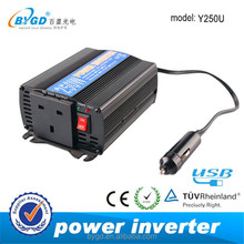 Small modified sine wave solar 250w inverter for car and house