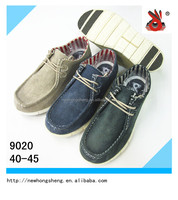 china latest canvas shoes men casual shoes