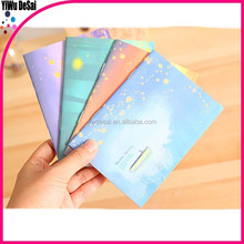 Cheap exercise book/cheap school notebook children cute carton pattern school notebook