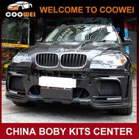 2009-2013 Fiberglass Material HM Design X5 E70 Body Kit for BMW X5 E70