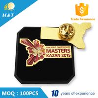 Factory sale metal military pin badge and custom metal badge