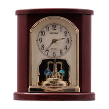 Antique Solid Wood table / wall clock GD415-1