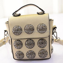 New arrival bag small shoulder bag studded bag hot new products for 2015 SY6144