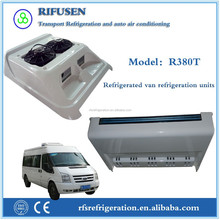 Model:R380T, rooftop mounted cargo van refrigeration unit