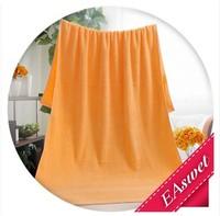 wholesale plain dyed 100% cotton cheap bath towel terry cloth