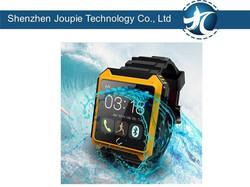 Joupie-U TERRA new bluetooth smart watch phone IP68 waterproof for samsung