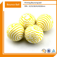 Promptional Bulk Vending Machine Bouncy Balls