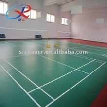 PVC SPORTS FLOORING FOR BADMINTON AND VOLLEYBALL