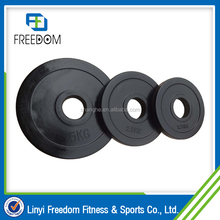 Alibaba China Cheap Price Rubber Plate/personalized china plates/Rubber barbell plate