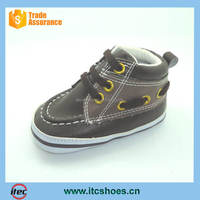 Baby shoes high top boots tennis sneakers bebe booties brown color 0-12M