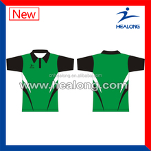 2014 new design fresh color dri fit golf shirts wholesale