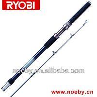 RYOBI backpack fishing rods