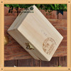 trade assurance luxury wooden handmade customize wooden knife display case