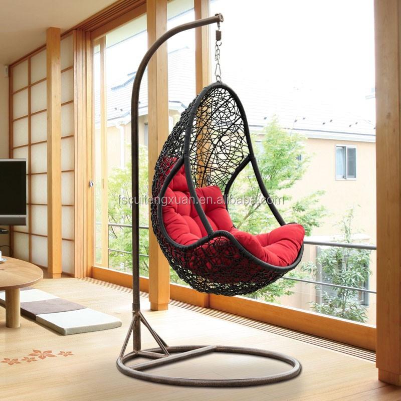 1000 images about chaise suspendue on pinterest hanging chaise balancoire suspendue. Black Bedroom Furniture Sets. Home Design Ideas