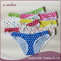 Latest panty design panties for little girls