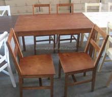 dining sets / one table and four chairs