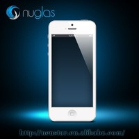 wholesale cell phone accessory,Nuglas tempered glass screen protector for iPhone 5/5C/5S