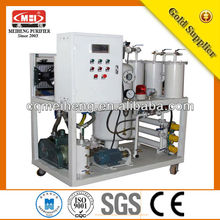 DYJ model Used oil recycling machine can recycle different chemicals design of water treatment plant