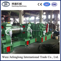 Newly product rubber recycling machine crusher/XKP-560 Waste Tire recycling Machinery
