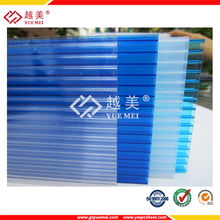 Building material polycarbonate hollow sheet properties