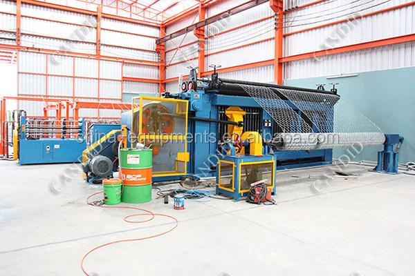 Heavy Type Hexagonal Wire Netting Machine3