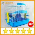 2015 nuevo diseño villa mascotas jaula de hámster grandes jaulas de los animales para la venta de la trampa del ratón