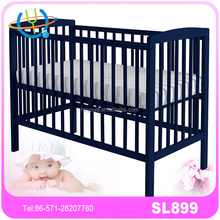 High quality baby cot wood baby furniture
