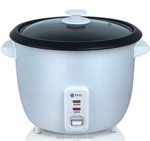1.8L Tempered Glass top cover non stick inner pot drum rice cooker