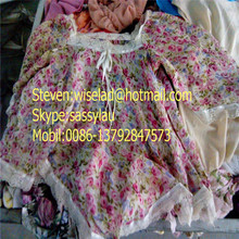 Children clothing t-shirt used clothes clothes