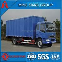 Dongfeng 4x2 mini van truck food van