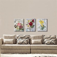 Multi-panel Printing Canvas Art Photo Prints