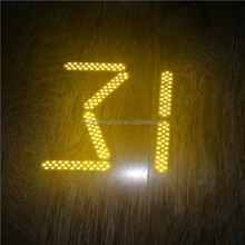 Road safety reflective 31 glass beads reflector patch