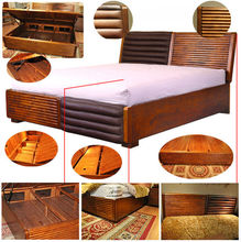 China made American style wooden material bedroom collections