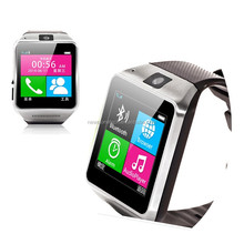 New wearable sport watch with pedometer / Latest price of smart watch phone / Low cost mobile watch phone with video call