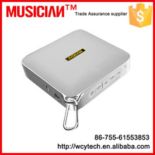 mini square Bluetooth Speaker/ blue tooth speaker/loudspeaker