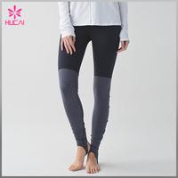 Wholesale Customize Ladies Yoga Pants Creora Tights Sport Lycra Compression Women Pants