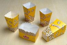 Full color cardboard Hamburger packing box / burger box / bread box