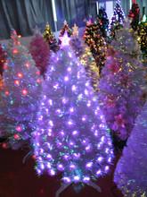 Very Popular Custom X'mas Tree PVC Fiber Optic Christmas Tree